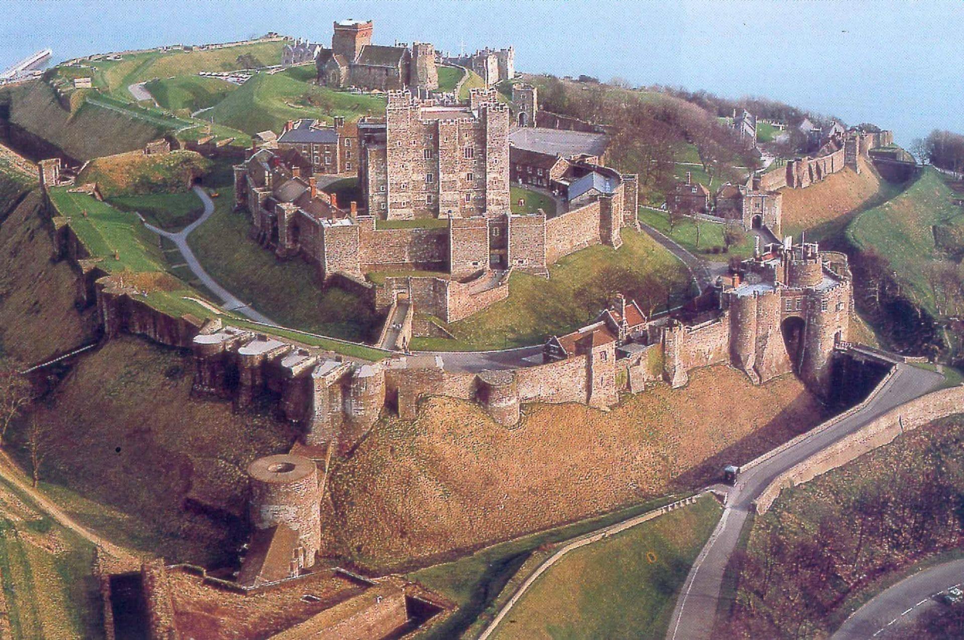 Préparer une randonnée de château fort