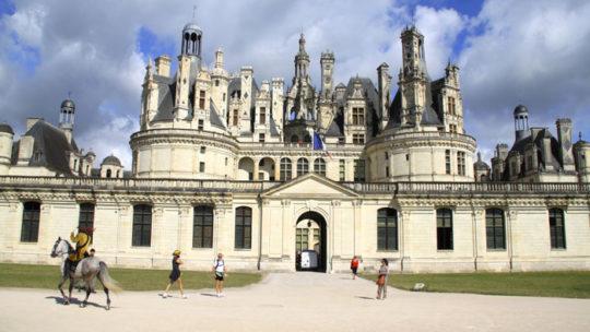 L'histoire du château, première partie : comment sont apparus les châteaux ?