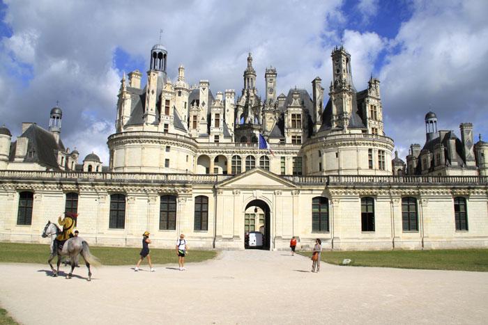 Bref historique du Château de Chambord