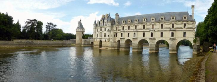 Visite guidée du Château de Chenonceau sur le Cher