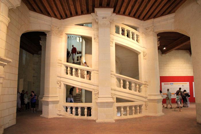 Visite guidée de l'intérieur du Château de Chambord