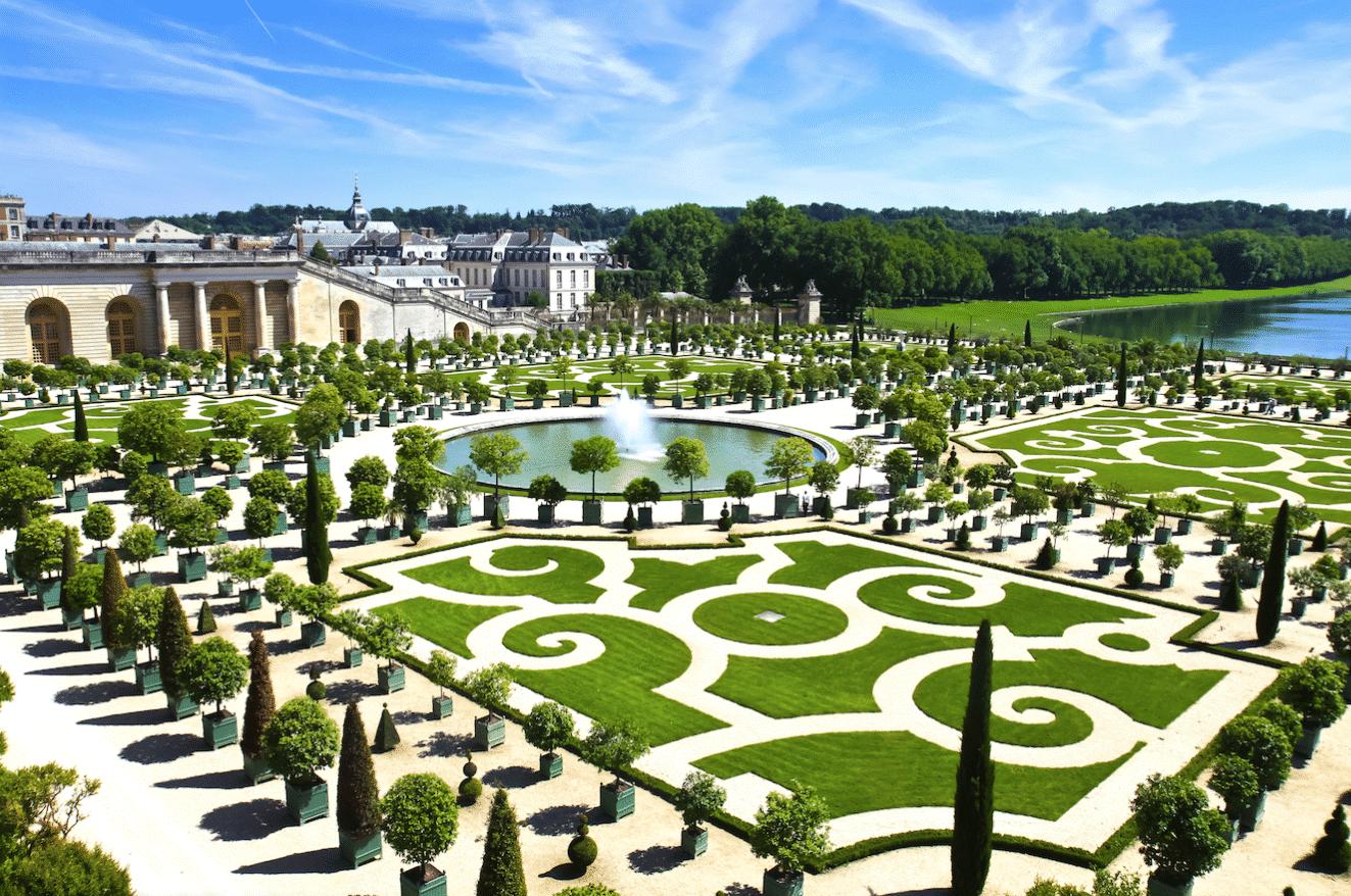 Les parcs et Jardins de Versailles  e2962000d3f