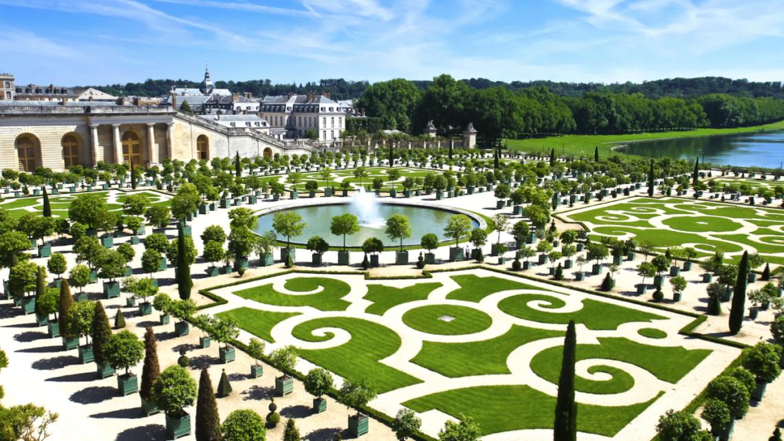 Les parcs et Jardins de Versailles