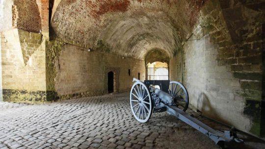 Château forteresse de Guisa