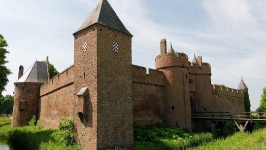 Les plus beaux châteaux des Pays-Bas