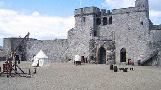 Les plus beaux châteaux d'Irlande