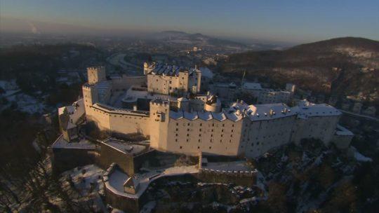Les plus beaux châteaux d'Autriche