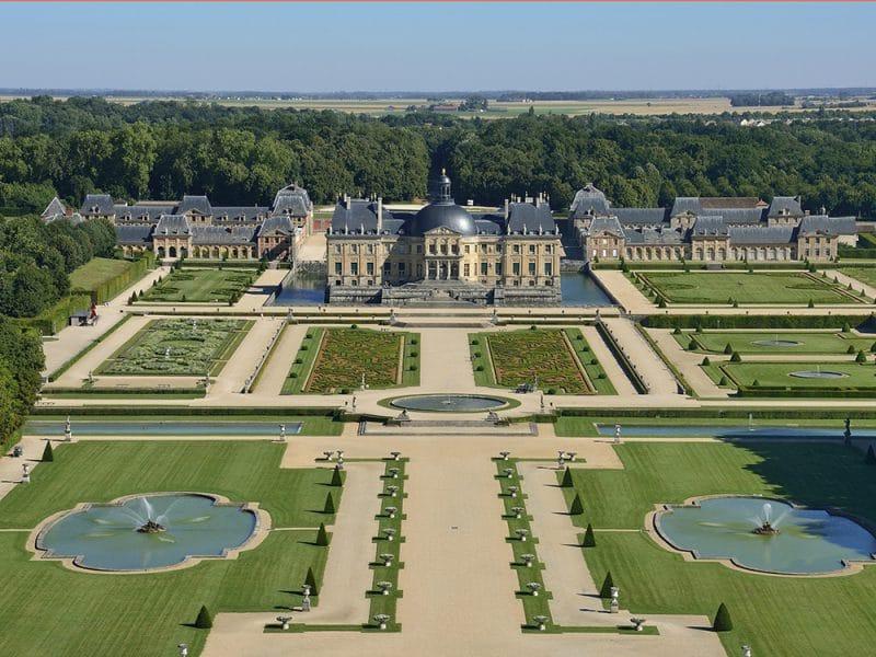5 Châteaux à visiter proche de Paris