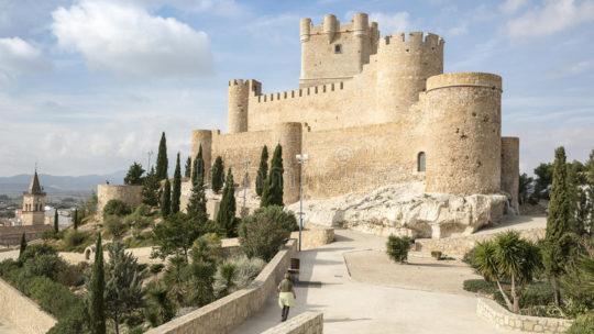 Top 10 des plus beaux châteaux d'Espagne