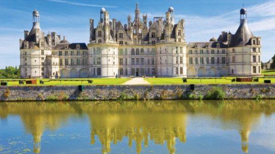 Les plus grands châteaux d'Europe