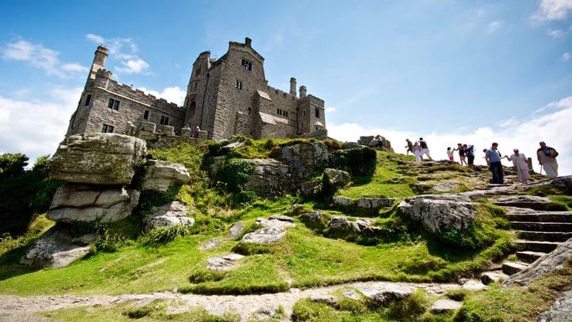 Les meilleurs châteaux de Cornwall – Forteresses, ruines et légendes médiévales