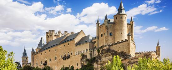 Les meilleurs châteaux à conquérir en Europe