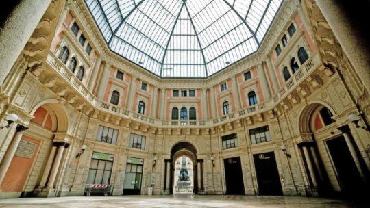 Critique sur Galleria Arnaboldi – Dormir dans un vieux palais à Pavie