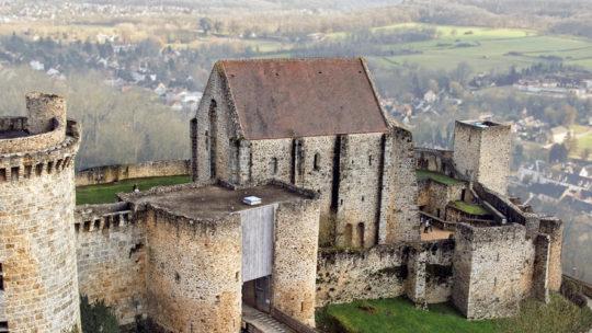 Guide Chevreuse – Ville française de conte de fées et château médiéval