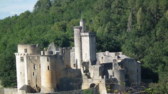 Château de Bonaguil, Monument Historique de France