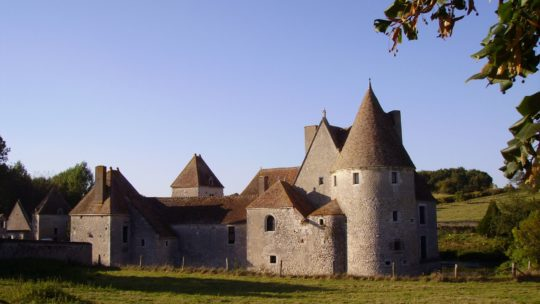 Château d'Esclimont, séjour dans un château du 16ème siècle