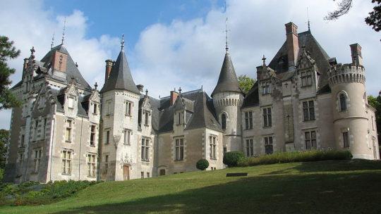 Château Lavardens, survivant de l'histoire