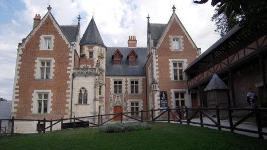 Château du Clos-Lucé, demeure de Léonard de Vinci
