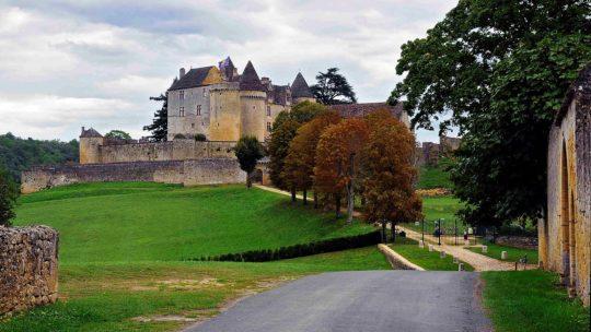 Château de Fénelon, en Dordogne