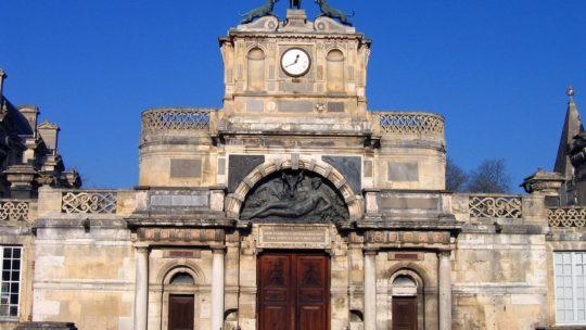Château d'Anet, la beauté Renaissance de la France