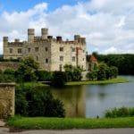 Château de Leeds dans le Kent, Royaume-Uni