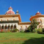 Palais de Monserrate à Sintra, Portugal