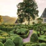 Les jardins de Marqueyssac : romantiques et pittoresques