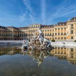 Palais de Schönbrunn en Viena, Autriche