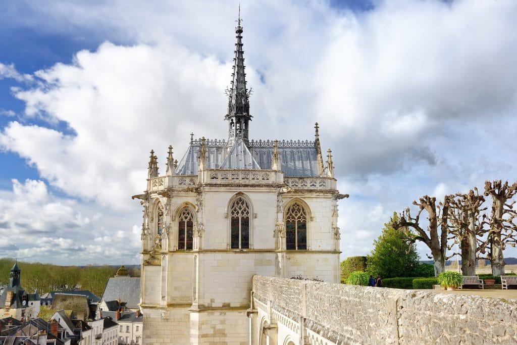 Trouver l'endroit idéal pour vous loger près des Châteaux de la Loire