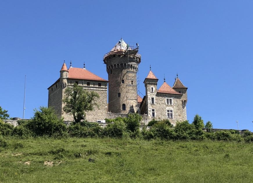 Annecy et la Haute-Savoie : le Château de Montrottier rouvre enfin ses portes au public !