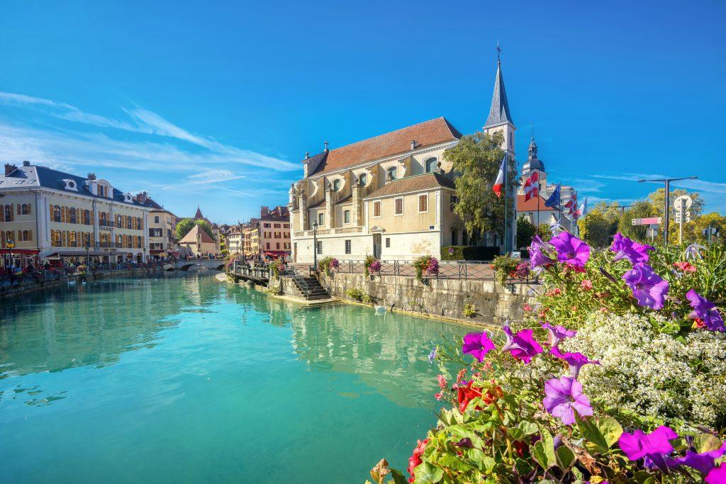 Comment se rendre à Annecy ?