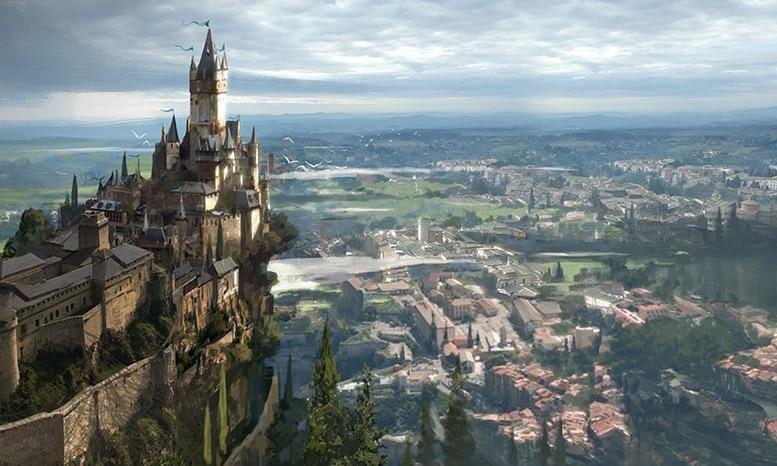Jeux de constructions de châteaux à découvrir sur votre smartphone