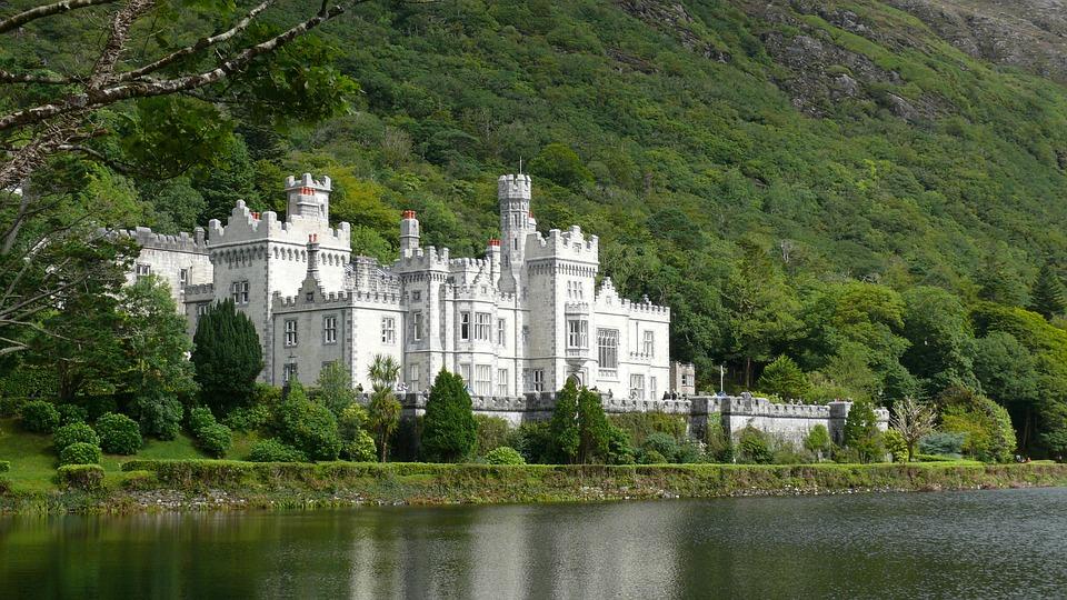 Visiter les châteaux d'Irlande