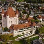 Les châteaux à visiter pendant les vacances d'été en Suisse