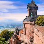 Tourisme 2021 : découvrez les Châteaux d'Alsace